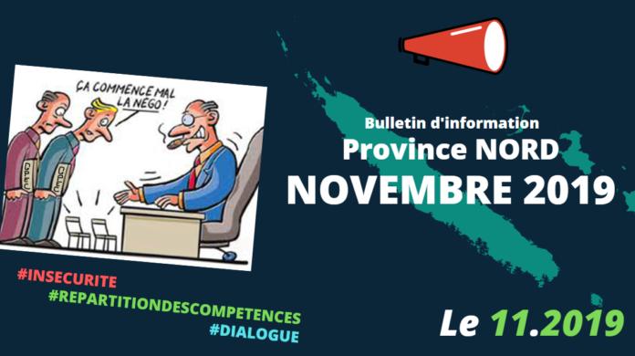 bulletin information novembre 2019 utcfecgc nc province nord